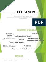 CLASE 1 ABC DEL GÉNERO