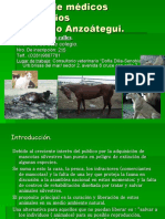 Colegio de médicos veterinarios