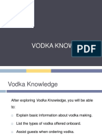 Day 3 AM Vodka Knowledge PDF