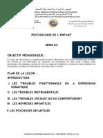 1-Psychologie de l'enfant