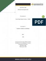 ACTIVIDAD 3 - PROCESO DE SELECCIÓN