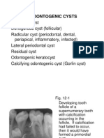 Chapter 12 Cysts of the Jaws.slides