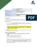AVANCE 1 DEL PROYECTO INTELIGENCIA DE MERCADOS