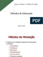 Métodos+de+Mineração