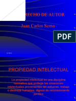 Presentacion general de derecho de autor