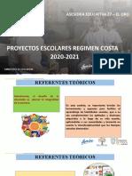 PROYECTOS ESCOLARES 2020-2021