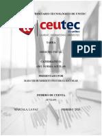 CENTRO UNIVERSITARIO TECNOLÓGICO DE UNITEC