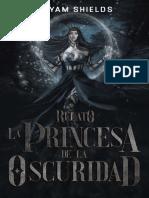 La Princesa de La Oscuridad- Aryam Shields