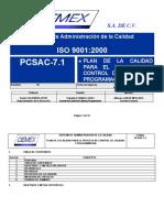 PCSAC-7.1-Control de Calidad y Programación Rev.00.doc