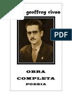 Pedro Geoffroy Rivas - Poesia Completa