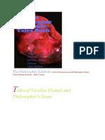 The Philosopher Kimbulo -Tales of Nicolau Flamel and Philosopher's Stone- Thalys Eduardo Barbosa – Billy Ventura   Tales of Nicolau Flamel and Philosopher's Stone