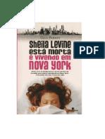 Gail Parent - Sheila Levine está morta e vivendo em Nova York
