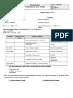 Notification et plan d'audit circuit patient dec 2018