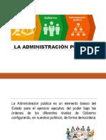 Definición de la Administración