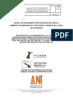 MANUAL DE PROCEDIMIENTO ZONAS VERDES A&A SOLUCIONES DLE CARIBE(1)