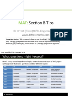 RZC-OxfordMATSectionBTips.pptx