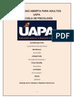 tarea 7 de psicologia del desarrollo 1 (lista)