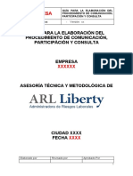 PR-INT-Procedimiento de Comunicación, Participación y Consulta