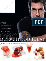 Recipes from Dessert FourPlay by Johnny Iuzzini and Roy Finamore