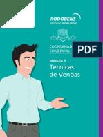 APOSTI TÉCNICAS DE VENDAS RODOBENS