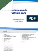 aula_swlivre Augusto Vinhaes