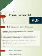 AULA 4 - FRANCES