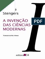 Stengers, Isabelle - A invenção das ciências modernas.pdf