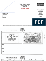 """Adventure Time"" 273026784 at 193 Hot Diggity Doom Board Team Final Storyboard"