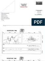 """Adventure Time"" 87702816 Incendium Storyboard"
