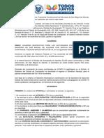 Acuerdo Restrictivo Para Actividades Productivas 1