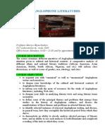 Anglophone literatures.docx