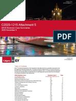 Attach 05 - SAVE Business Case Summaries - C2020-1215