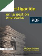 Investigación en la gestión empresarial 1