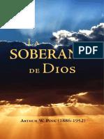 La soberanía de Dios.pdf