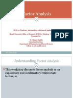 factoranalysis