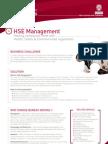 HSE Management