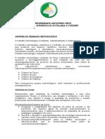 2020 Documento Metodologico