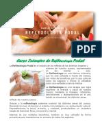 Curso Intensivo de Reflexología Podal  regiones (1)