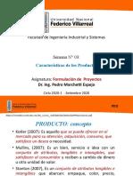 Clase 3 - Características de los Productos demandados