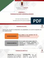 UNIDAD I Farmacología generalidades.pptx