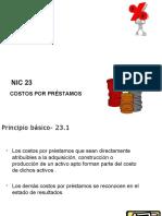 NIC 23 Leo