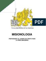 MISIONOLOGIA Modulo(1)