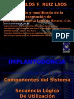 Protocolo implantes conexao
