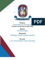 Penicilina G. Procainica