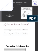 detector de fases