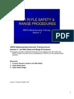 5.1-Air Rifle Safety