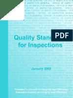 General skills for inspectors
