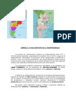 AMÉRICA LATINA DESPUÉS DE LA INDEPENDENCIA.docx