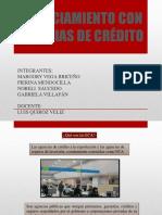 Financiamiento Con Agencias de Crédito