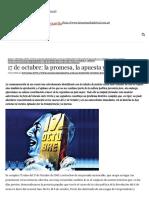 17 de octubre_ la promesa, la apuesta y la lealtad – La Vanguardia Digital _ La Vanguardia Digital